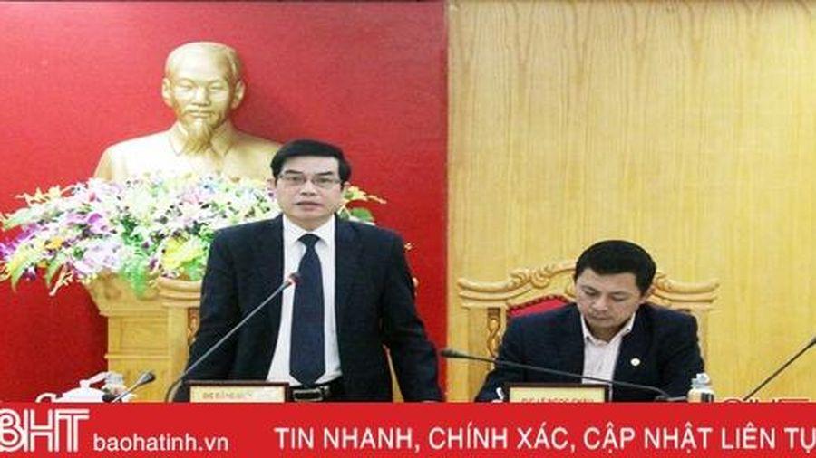 Tham mưu chế tài xử lý cán bộ, đảng viên Hà Tĩnh vi phạm chính sách dân số