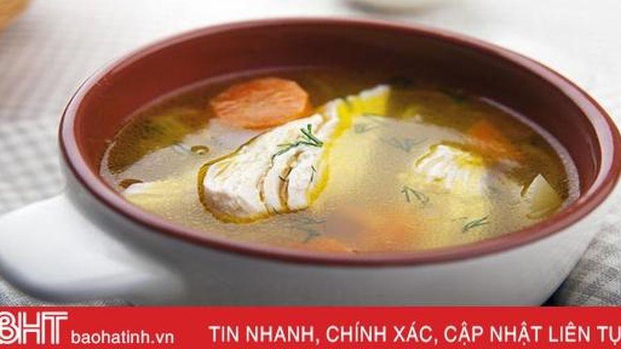 Thực phẩm giúp giảm cân và giữ ấm trong mùa đông