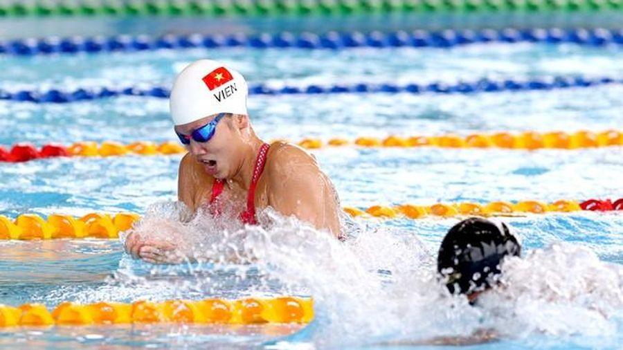 Bơi Việt Nam san bằng kỷ lục 2 năm trước, chờ đột phá ngày cuối