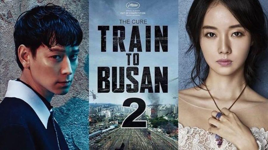 'Train to Busan' phần 2 sẽ gây bão vào năm sau