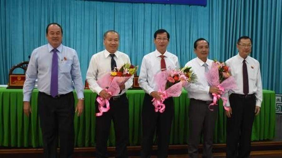 An Giang: Giám đốc Sở KH-ĐT giữ chức Phó chủ tịch UBND tỉnh