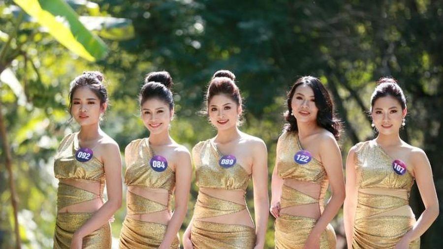 Cuộc thi 'Người đẹp xứ Mường' chào mừng Tuần lễ văn hóa, du lịch