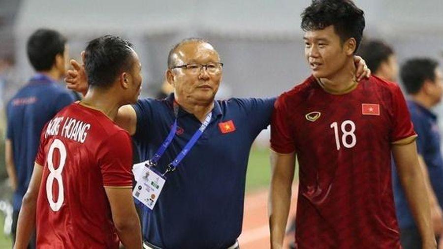 Hé lộ nghi thức thầy Park sử dụng nhằm tiếp lửa cho U22 Việt Nam trước trận đấu sinh tử với Indonesia