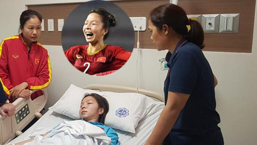 Hạ gục Thái Lan, thành viên tuyển nữ Việt Nam nhập viện cấp cứu trong đêm vì kiệt sức