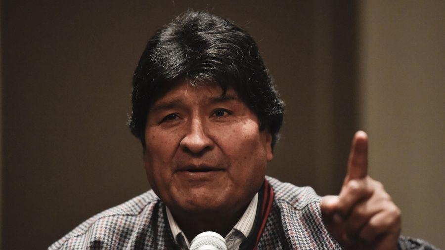 Bolivia: Đảng MAS bầu ông Evo Morales đứng đầu chiến dịch tranh cử