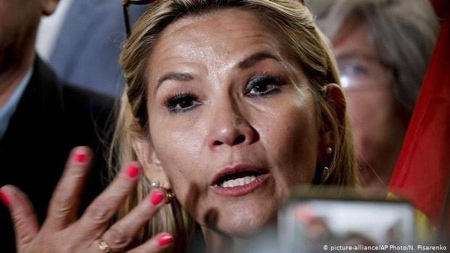 Tổng thống lâm thời Bolivia Jeanine Ánẽz bác khả năng ra tranh cử