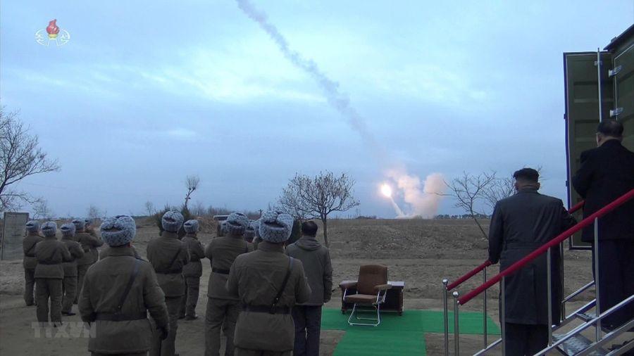 Bộ trưởng Quốc phòng Esper: Mỹ luôn sẵn sàng đàm phán với Triều Tiên