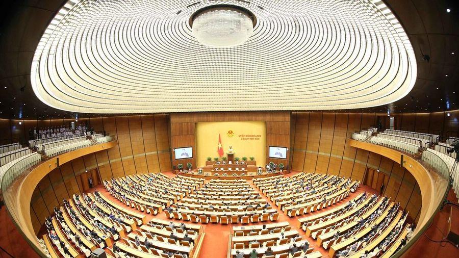 Nghị quyết Phê chuẩn Hiệp ước liên quan biên giới quốc gia