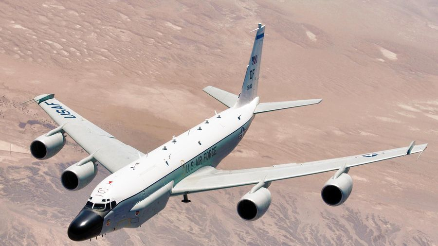 Máy bay trinh sát Mỹ tăng cường giám sát Bán đảo Triều Tiên