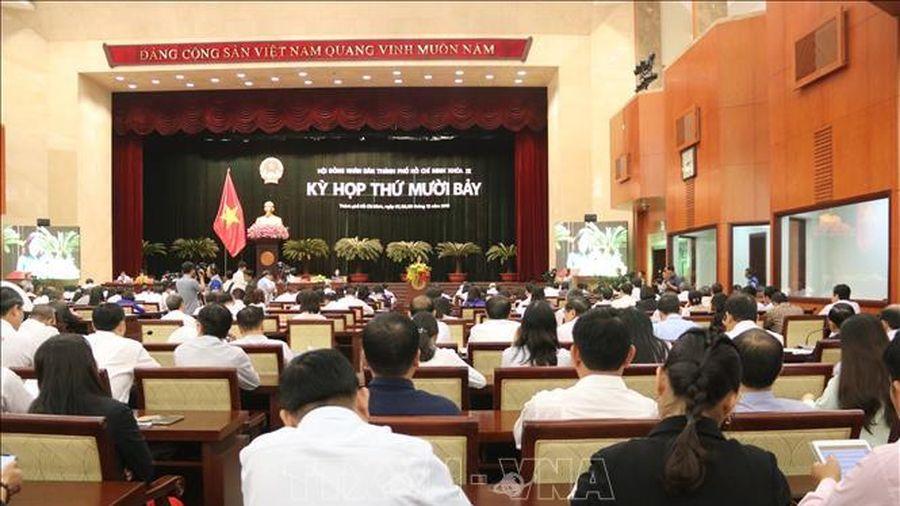 HĐND TP Hồ Chí Minh: Chất vấn về chất lượng không khí và ô nhiễm môi trường