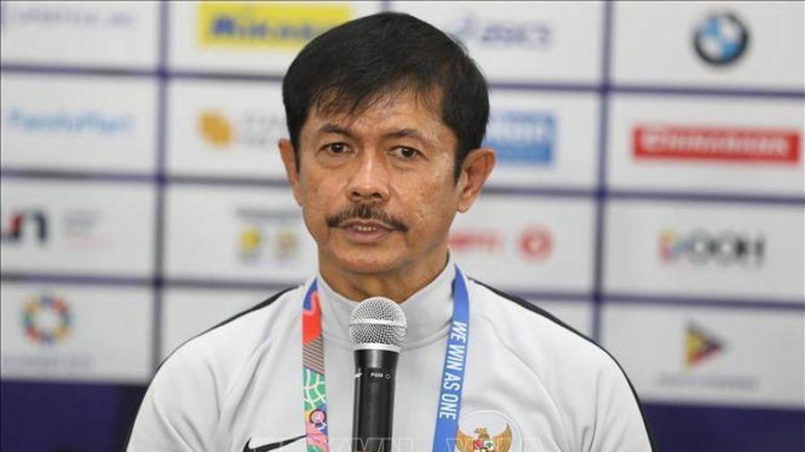 HLV U22 Indonesia mong thắng U22 Việt Nam trận chung kết sau thất bại ở vòng bảng