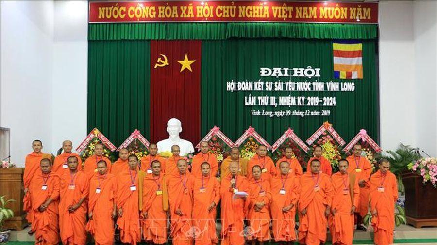 Hội Đoàn kết sư sãi yêu nước tỉnh Vĩnh Long phát huy truyền thống tốt đẹp của dân tộc