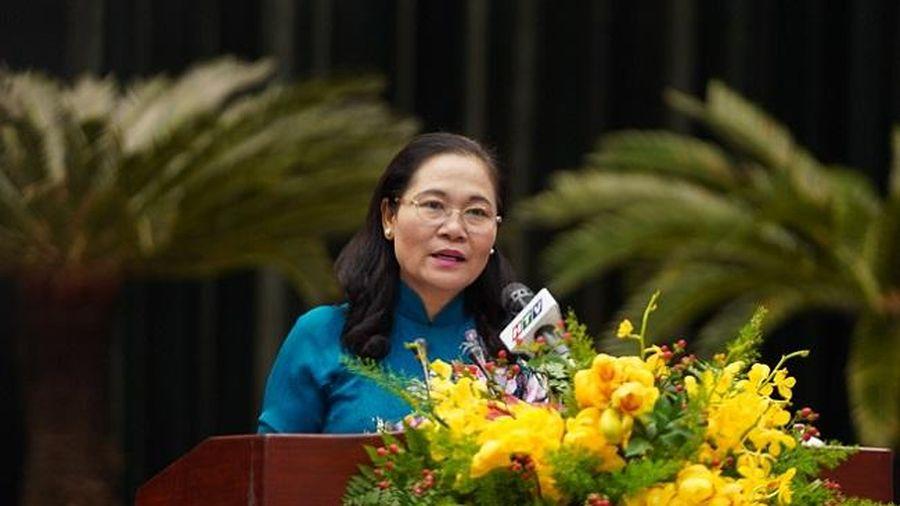 Bế mạc kỳ họp HĐND TP Hồ Chí Minh: Thông qua 20 Nghị quyết