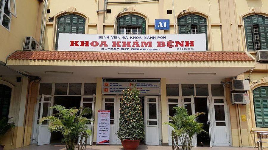 Bệnh viện Xanh Pôn tạm đình chỉ 3 nhân viên y tế trong vụ gian lận xét nghiệm