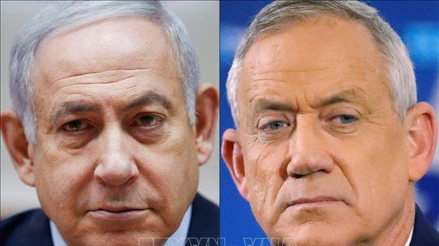 Đảng Likud và Xanh-Trắng nhất trí lựa chọn thời điểm tổ chức bầu cử