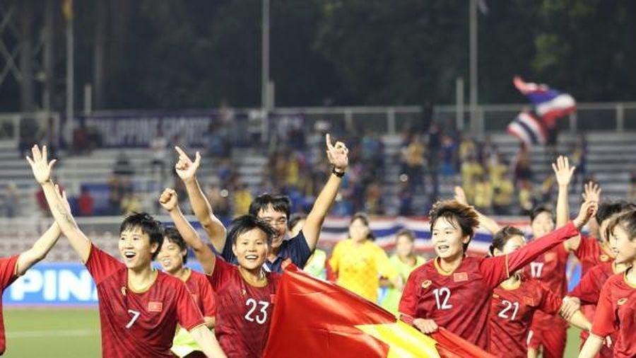 Loại Thái Lan để lên ngôi vô địch, ĐT nữ Việt Nam được hứa thưởng gần 11 tỷ tiền mặt