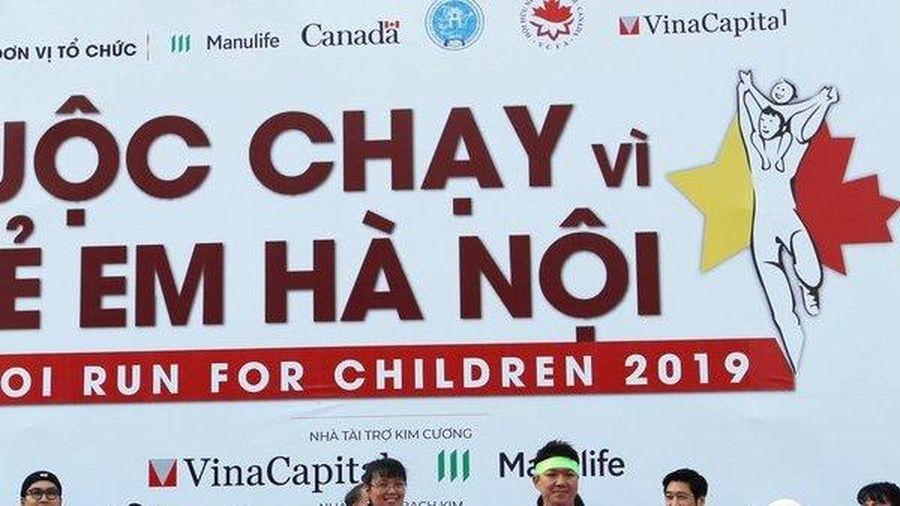 Mcredit tiếp tục đồng hành cùng chương trình Chạy vì trẻ em Hà Nội 2019