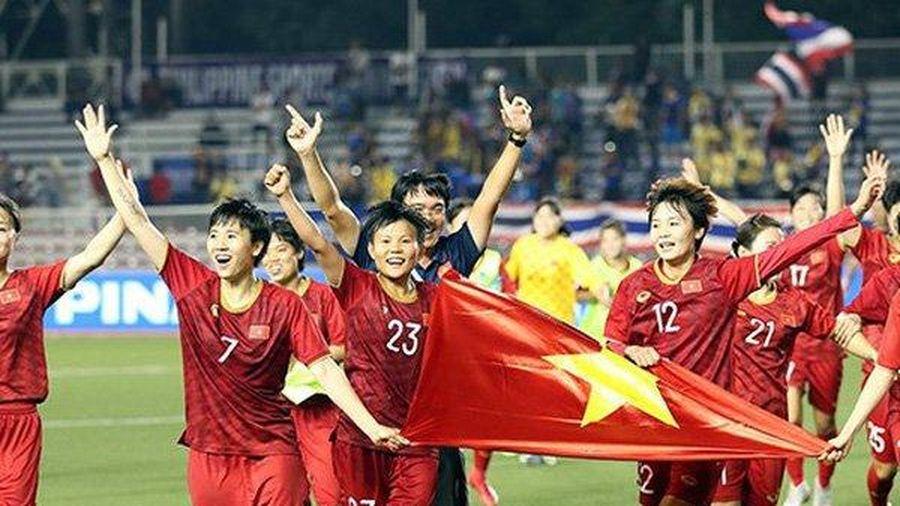 Đội tuyển bóng đá nữ Việt Nam nhận 'mưa tiền thưởng' sau khi giành huy chương vàng, 6 lần vô địch SEA Games