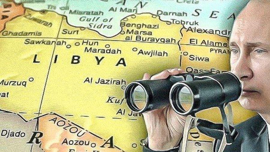Chơi trò 'nước đôi' ở Libya, Tổng thống Putin khó tránh khỏi 'huynh đệ tương tàn' với Thổ Nhĩ Kỳ?