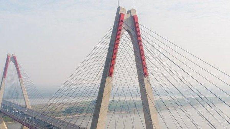 Chiêm ngưỡng 6 cây cầu bắc qua sông Hồng nối trung tâm Hà Nội