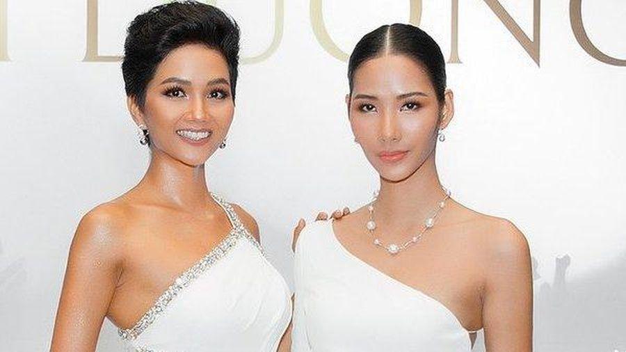 Hoàng Thùy trượt Top 10 Hoa hậu Hoàn vũ 2019, H'Hen Niê phản ứng bất ngờ