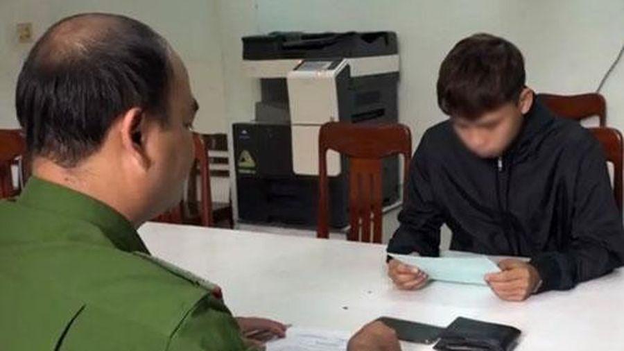 Phú Yên: Nam thanh niên dựng hiện trường giả, hoang báo bị cướp để lừa gia đình