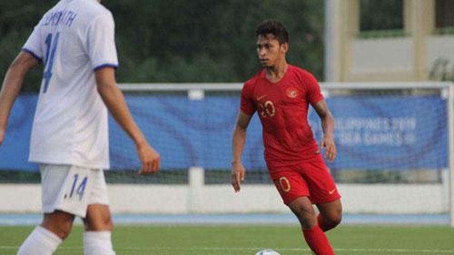 Các cầu thủ Indonesia đánh giá sức mạnh của U22 Việt Nam trước chung kết