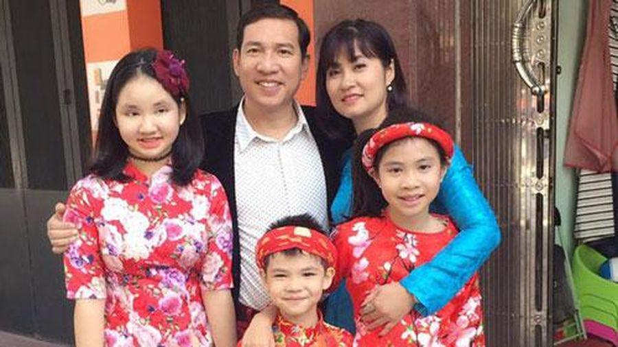 Các con của Quang Thắng 'mũi to': Ngoại hình nhiều nét lém lỉnh giống bố, được nam diễn viên định hướng theo cách đặc biệt