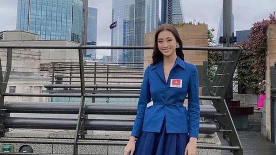 Lương Thùy Linh được dự đoán Top 4 Miss World 2019