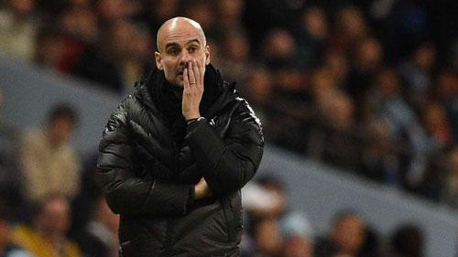 HLV Guardiola khẳng định Man City khó lòng cạnh tranh với các 'ông lớn' châu Âu