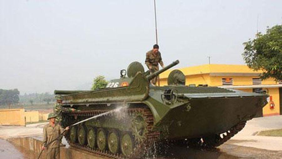 BMP-1 Việt Nam được lắp 'pháo lủi', không ngại đối đầu xe tăng chủ lực