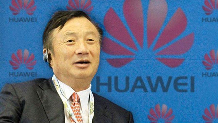 CEO Huawei Nhậm Chính Phi: Bùng nổ đổi mới sáng tạo trong thời gian tới