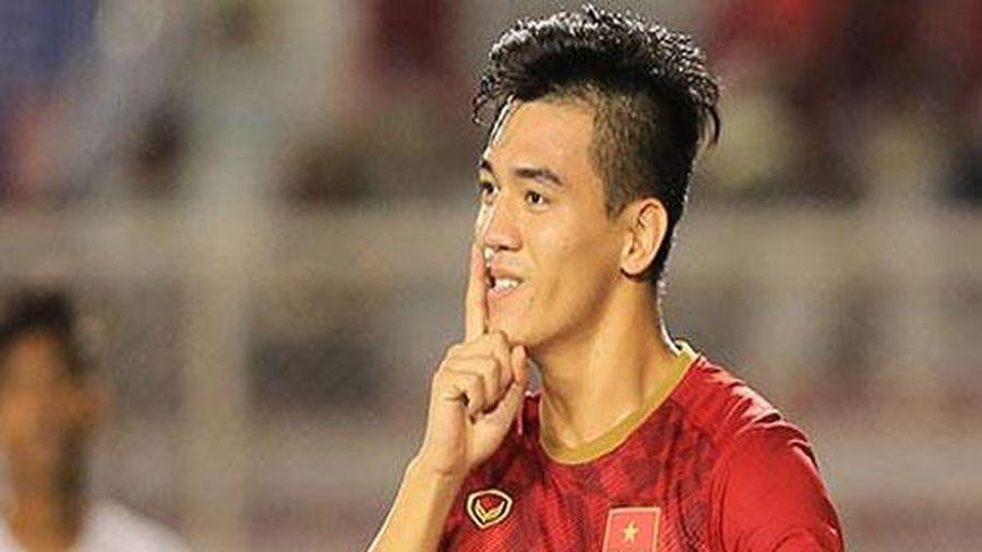Thầy Park báo tin vui về Tiến Linh trước trận chung kết SEA Games