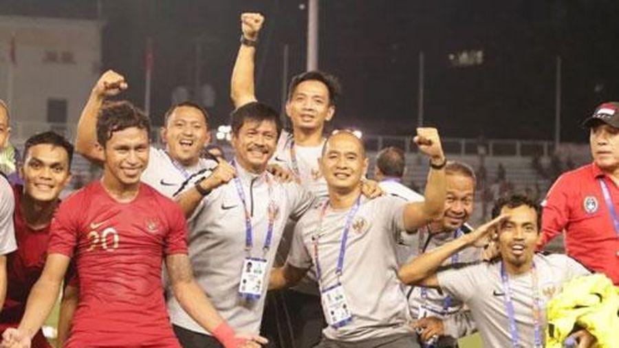 HLV Indra Sjafri: 'U22 Indonesia sẽ đánh bại Việt Nam trong lần tái đấu ở chung kết'
