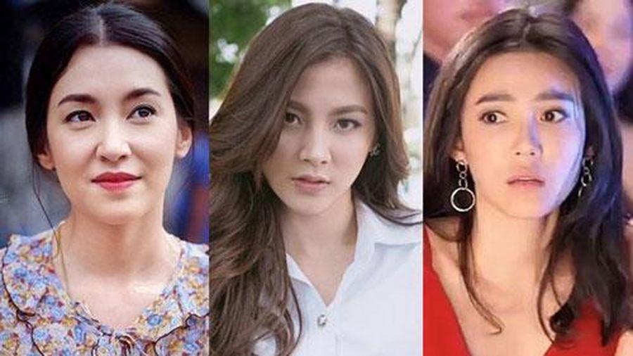 3 gái ngành nức tiếng màn ảnh Thái dĩ nhiên không thể thiếu 'mỹ nhân chuyển giới' Baifern Pimchanok