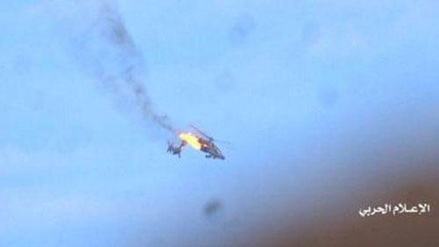 Wing Loong bị bắn rơi khi trả thù cho Apache