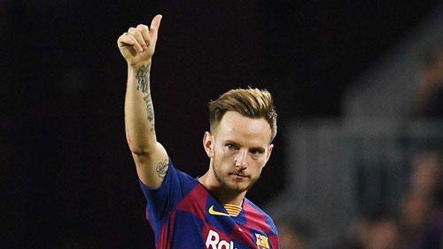 Rakitic ngỏ ý muốn ở lại, gọi Barcelona là 'nơi hoàn hảo' để thi đấu