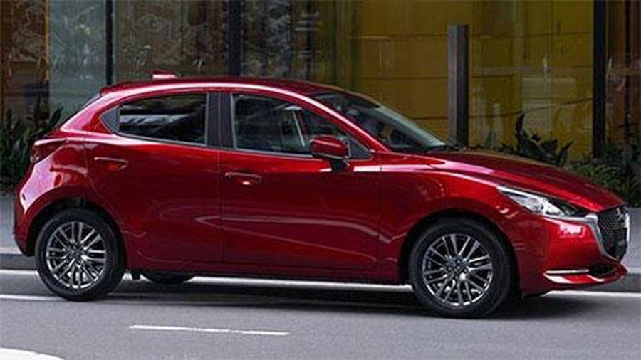 Mazda 2 2020 giá hơn 400 triệu sắp về VN 'đấu' Hyundai Accent, Toyota Vios