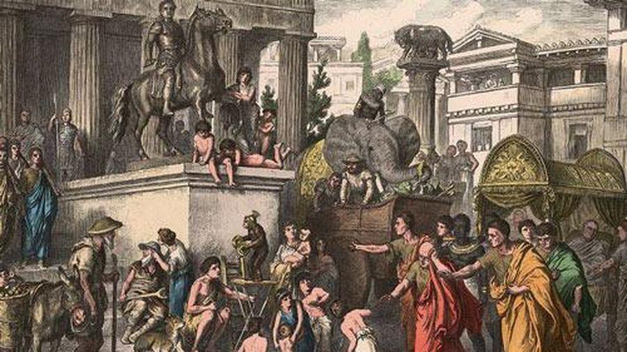 Hai vị hoàng đế nào nắm quyền ngắn nhất lịch sử La Mã?
