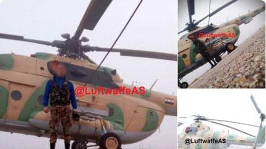 SyAAF nhận trực thăng mang bom chính xác từ Nga