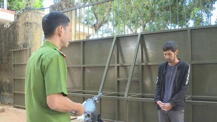 Đắk Lắk: Đi cướp giật tài sản để trả tiền vay nặng lãi