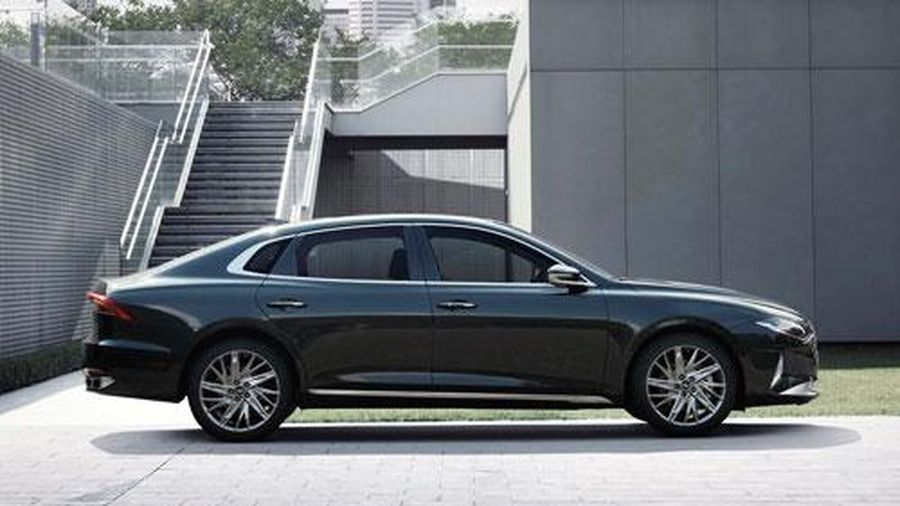 Chi tiết sedan hạng sang vừa được Hyundai trình làng, giá gần 800 triệu