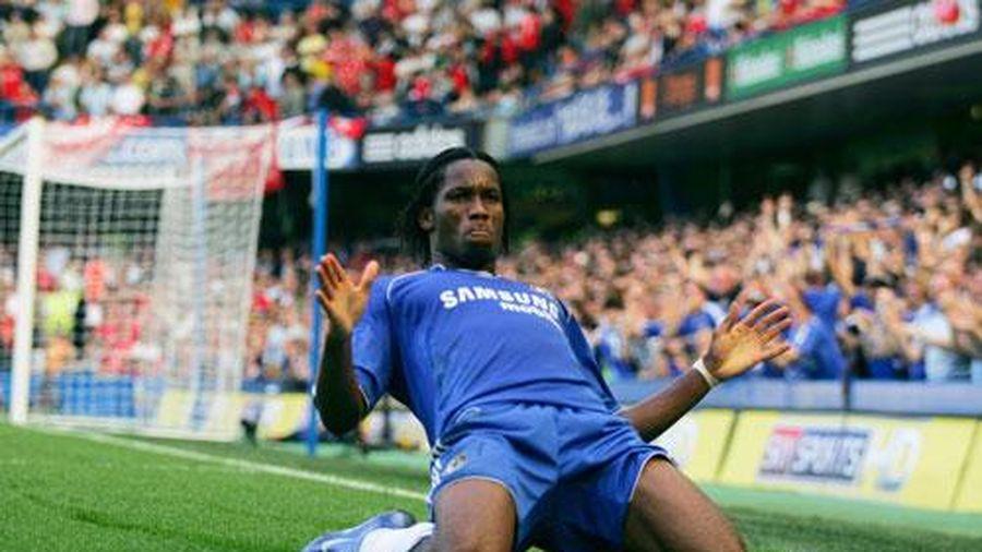 CLIP: 11 pha làm bàn kinh điển của Drogba cho Chelsea ở Champions League