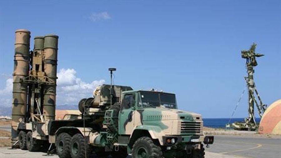 S-400 gây xung đột mới giữa hai thành viên của NATO