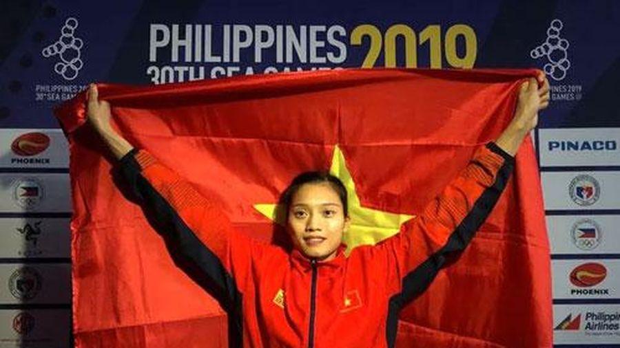 Bảng tổng sắp huy chương SEA Games 30 ngày 9/12: Đón 'cơn mưa vàng', Đoàn TTVN vẫn tụt hạng