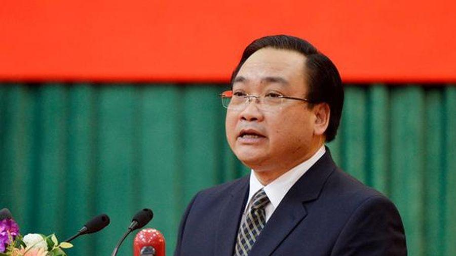 Gang thép Thái Nguyên: Bí thư Hà Nội Hoàng Trung Hải có vi phạm đến mức phải xem xét kỷ luật