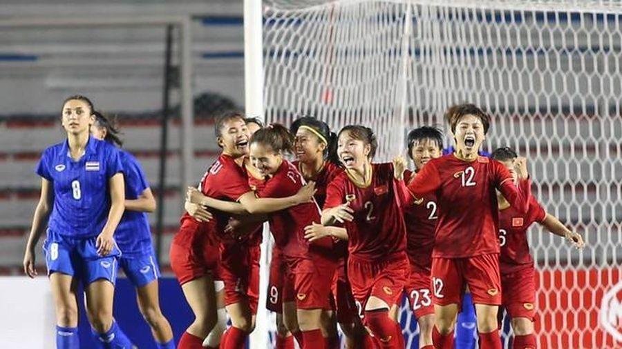 Nhiều doanh nghiệp thưởng 'nóng' cho Đội bóng đá nữ Việt Nam