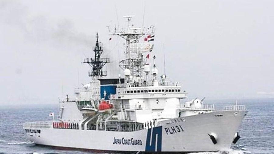 Lực lượng Bảo vệ bờ biển Nhật cấm mua và sử dụng máy bay không người lái do Trung Quốc chế tạo từ đầu năm tới