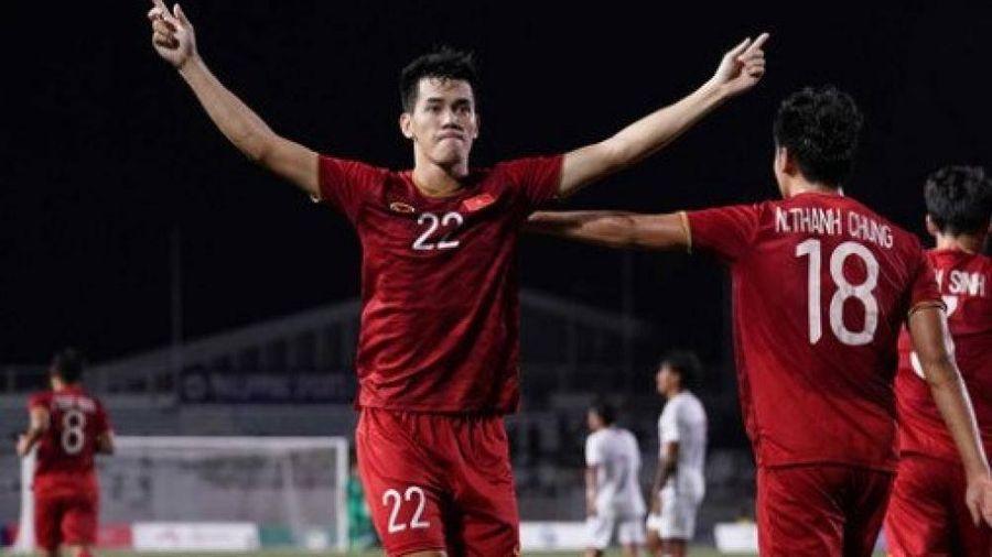 HLV Park Hang-seo đón tin cực vui trước trận chung kết SEA Games 30