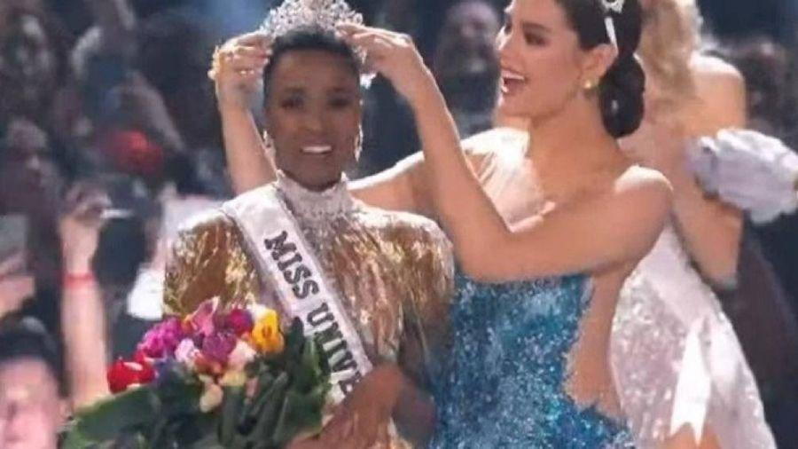 Người đẹp Nam Phi đăng quang Hoa hậu Hoàn vũ, Hoàng Thùy trượt top 10